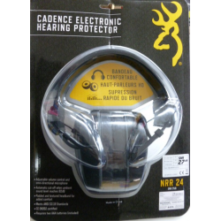 AURICULARES ELECTRONICOS BROWNING NRR 24