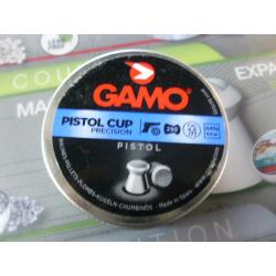 BALINES GAMO PISTOL CUP 4.5