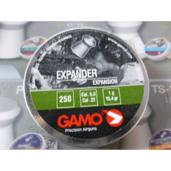 BALINES GAMO EXPANDER 5.5