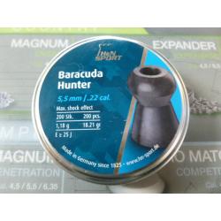 BALINES H&N SPORT BARACUDA HUNTER 5.5
