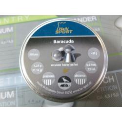 BALINES H&N SPORT BARACUDA 5.5