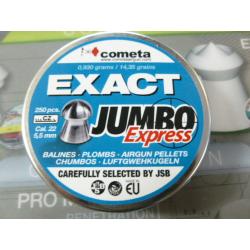 BALINES COMETA EXACT JUMBO EXPRESS 5.5