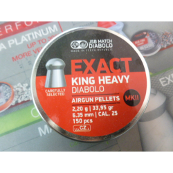 BALINES EXACT KING HEAVY 6.35