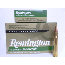 REMINGTON 3006 ACCUTIP 165