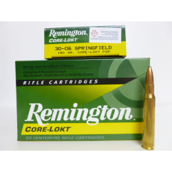 REMINGTON 3006 CORE-LOK 180PSP