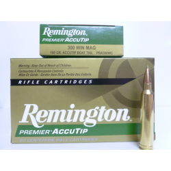 REMINGTON 300WM ACCUTIP 180