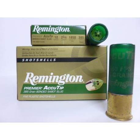 REMINGTON C/12 ACCUTIP SABOT