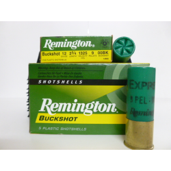 REMINGTON POSTAS FIVE PLASTIC 9 BOLAS