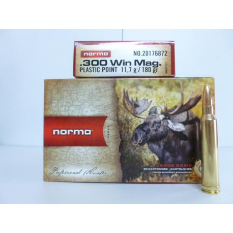 NORMA 300WM PLASTIC 180g