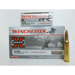 WINCHESTER 338/W POWER-POINT 200g