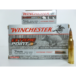WINCHESTER EXTREME POINT 7mmRM 140g