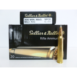 SELLIER&BELLOT 300WM SPCE 180g