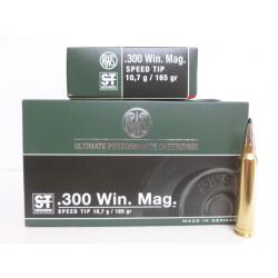 RWS 300WM SPEED TIP 165g