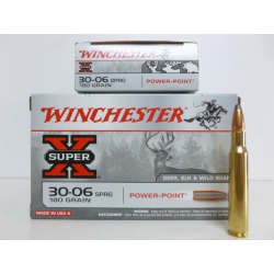 WINCHESTER POWER PONIT 3006 180g