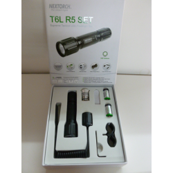 LINTERNA NEXTORCH T6L R5 SET