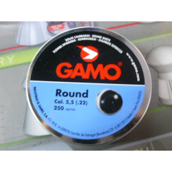 BALINES GAMO BOLA 5.5