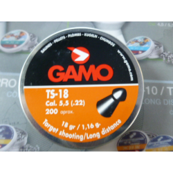 BALINES GAMO TS-18