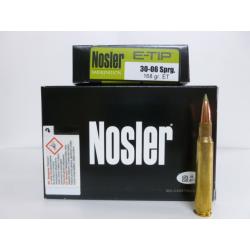 NOSLER 3006 E-ETP 168G