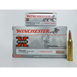 WINCHESTER POWER POINT 7MMRM 175
