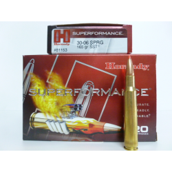 HORNADY 3006 SST 165g